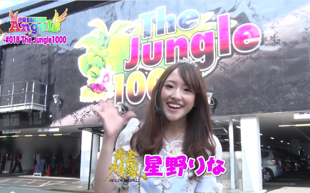 PREMIUM Angels #018 The Jungle 1000でコレクト!